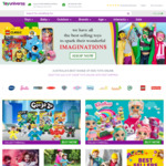 10% off The Entire Range of Mattel at Toy Universe