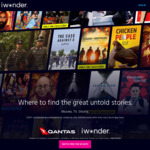 90 (or 60) Days Free Access to 1000+ Documentaries at iWonder (Documentary Streaming)