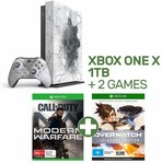 Xbox One X Gears Limited Edition Console + COD MW + Overwatch Legendary Edition $499 + Delivery (Free C&C) @ EB Games