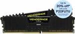 Corsair Vengeance LPX 2666MHz 16GB $89.60, 32GB $176, RGB Pro 3200MHz 16GB $132 + Delivery ($0 with eBay+) @ Futu Online eBay