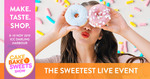 [NSW, VIC] Free Tickets to Cake Bake Show Sydney & Melbourne