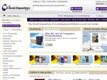 The Book Depository UK 10% Discount