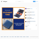 Slim Leather Wallet Giveaway by Karakoram2