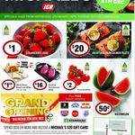 [VIC] Watermelon $0.50/kg, Strawberries $1 Punnet, Tasmania Salmon Fillets $20/kg @ Michaels IGA, Keysborough