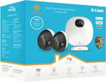 D-Link DCS-2802KT Omna Wire Free Indoor/Outdoor Camera Kit $559 + Bonus DCS-2800LH Camera via D-Link @ JBHIFI