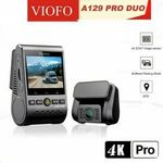 Viofo A129 Pro DUO 4K Dash Cam $299.95 + Delivery ($0 with eBay Plus) @ Shopping Square eBay