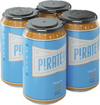 Pirate Life Brewing IPA Cans 355ml 4-Pack. 2 for $33 @ BWS
