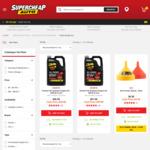 Penrite Full Synthetic Engine Oil 6L 5W-30 or 6L 10W-40 $39.99 @ Supercheap Auto