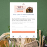 Win $500 Worth of Eco-Friendly Products from Wholesome Hub