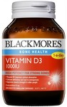 Blackmores Vitamin D3 1000IU 200 Capsules $12.95 + Shipping @ Discount Chemist Online