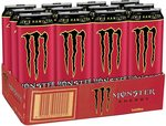 12 X 500ml Monster Energy Drink, Lewis Hamilton Edition $13.99 + Delivery ($0 with Prime/ $39 spend) @ Amazon