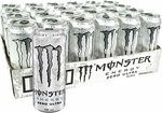 Monster Energy Drink Zero Ultra 24x 500ml $33.75 Delivered via Subscribe & Save @ Amazon AU