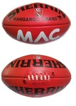 Deal is Back! - $59 + $9.95 for Kangaroo Brand Sherrin Football (with Very Minor Imperfections)