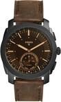 FOSSIL Q Machine Dark Brown Hybrid Smartwatch $129 Delivered @ David Jones