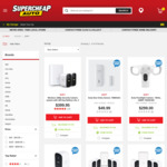 eufy 2c Wireless 1080p Security Camera System: 2 Camera $299.95 / 3 Camera $411.75 / 4 Camera $524.25 Shipped @ Supercheap Auto