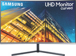 "Samsung 32"" Curved UHD Monitor (LU32R590CWEXXY) $649 + Delivery @ The Good Guys"