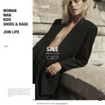 30% to 60% off @ Zara (in Store & Online)