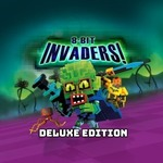 [PS4] 8-Bit Invaders! - Deluxe Edition $0.47 with PS+ ($2.87 Non PS+) @ PlayStation Store