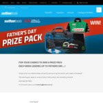 Win 1 of 3 Sutton Tools & Kelly Racing Prize Packs from Sutton Tools