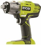 Ryobi 18V ONE+ 3 Speed Impact Wrench (Skin Only) - $131 (Was $189) @ Bunnings
