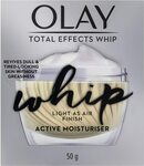 Olay Total Effects Whip $16.71 (Expired), 1/2 Price Olay + Shipping (Free With $39/Prime) @ Amazon AU