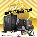 Win an AMD Gaming PC, ASRock Motherboard or ASRock Merch from ASRock