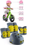 7 in 1 Kids Helmet Pad Set Elbow Knee Wrist Pads for Sports Protective Gear US$43.20 Shipped (10% off) @ Mi Global