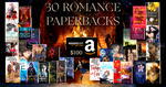 Win 30 Romance Paperbacks + $100 Amazon Gift Card from Book Throne