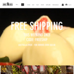 Free Shipping over $30 @ Junee Chocolate