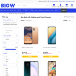 Save up to 20% on Vivo, LG & Nokia Mobile Phones @ BIG W