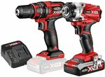Ozito Power X Change 18V Compact Drill and Impact Driver Kit - Pickup in Store $99.98 @ Bunnings