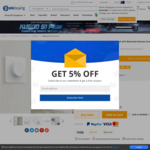 Xiaomi Yeelight Smart Wall Switch Dimmer US$14.99 (~A$19.40) + Free Priority Shipping @ GeekBuying