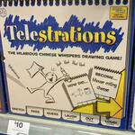 [NSW] Telestrations Board Game 4-8 Players $10 @ Big W Pagewood