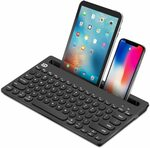 40% off Bluetooth Keyboard for Phone, iPad, PC $29.65 Delivered @ Ottertooth Direct via Amazon AU