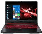 "Acer Nitro 5 15.6"" Gaming Notebook - Intel Core i5 CPU, 16GB RAM, 512GB SSD & NVIDIA GTX 1650Ti $1197 + Delivery @ Officeworks"