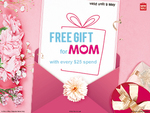 [NSW, VIC, QLD, WA] Spend $25 or More & Receive A Free Gift Set @ Miniso (in-Store Only)