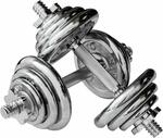 Dumbbell Set 20kg $145 + Delivery (Free VIC Delivery) @ Rug and Rig Fitness