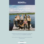 Win Three $500 Wardrobes from Riders by Lee