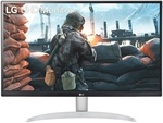 """LG 27UP600-W 27"""" IPS UHD 4K Monitor $399 + $9.90 Delivery @ PCByte"""