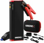 GREPRO Car Battery Jump Starter 2000A 21000mAh Portable Jump Pack, 12V Auto Battery Booster $94.50 Delivered @ Grepro via Amazon