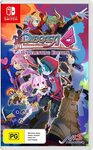 [Switch] Disgaea 6 - Defiance of Destiny AUS Print $72, SnowRunner $46 and More Express Delivered @ Swapware Games via Amazon AU