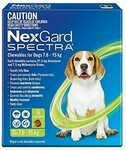 Nexgard Spectra - 7.6-15kg Dog, 6 Pack $62.95 Delivered @ Amazon AU