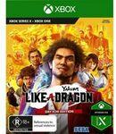 [eBay Plus, XB1] Yakuza: Like A Dragon Day Ichi Steelbook Edition $23 Delivered @ EB Games eBay