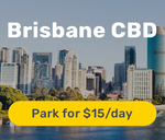 [QLD] 15% off Brisbane CBD Parking - Cheap Early Bird, Day, Weekend & Evening Rates @ Share with Oscar