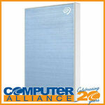"""[Afterpay] 4TB Seagate 2.5"""" USB 3.0 Backup Portable Plus HDD BLUE STHP4000402 $109.65 Delivered @ Computer Alliance eBay"""