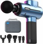 RENPHO Upgraded R3 Muscle Massage Gun $99.99 Delivered ($60 off) @ AC Green Amazon AU
