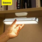 Baseus Magnetic Desk Lamp w/ Rechargeable 1800mAh Battery US$13.83 (~A$19.15) Delivered @ BASEUS Official Store AliExpress