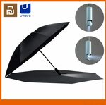 Automatic Reverse Folding Umbrella with LED - 90Fun US$19.79 (~A$21.70), UREVO US$23.64 (~A$32.70) Delivered @ YouPin AliExpress
