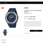 G-Shock Earth Tone Series (Casioak) GA2110ET-2A $159 (was $269) Delivered @ Angus & Coote