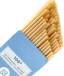 EQUO Sugarcane Drinking Straws 50% off: from $5 + Delivery ($0 with Prime/ $39 Spend) @ EQUO via Amazon AU